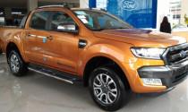 Ford Ranger là mẫu bán tải bán chạy nhất Việt Nam trong 5 năm liền