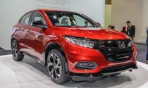 Hé lộ Honda HR-V facelit với nhiều thay đổi, bổ sung bản Hybrid