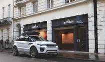 Range Rover Evoque giảm giá 200 triệu đồng trong tháng 1/2019