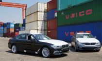 BMW 5-Series 2019 cập cảng, sẽ ra mắt vào ngày 19/1 tại Việt Nam