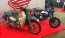Honda bổ sung màu sắc mới cho Super Cub C 125 và Monkey 125