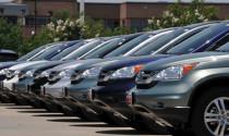 Lãnh đạo cơ quan Nhà nước sử dụng ôtô theo tiêu chuẩn mới áp dụng từ 25/2
