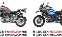 Moto BMW đồng loạt giảm giá cận Tết, tin vui dành cho các tín đồ mê tốc độ