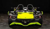 VUHL 05RR – Siêu xe với sức mạnh động cơ đáng nể