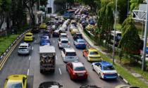 Giá ôtô đắt đỏ khiến người Singapore cố dùng xe thật nhiều
