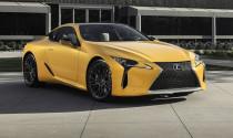 Lexus LC 500 Inspiration Series – Coupe 'trái chuối' giá trên trăm ngàn đô