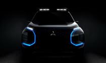 Mitsubishi hé lộ bản concept crossover bí ẩn