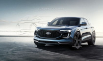 Phiên bản SUV chạy điện của Ford Mustang sẽ ra mắt trong năm nay