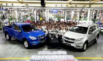 Thị trường ô tô Thái Lan lớn gấp 8 lần Việt Nam