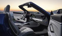 Tìm hiểu phiên bản mui trần – Porsche 911 Cabriolet mới