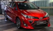 Toyota ra mắt Vios 2019 mới tai Malaysia, giá bán 433 triệu đồng