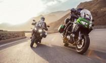 Châu Âu chào đón tân binh Kawasaki Versys 1000 2019 đầu năm
