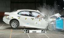 Toyota Camry 2019 chuẩn bị về Việt Nam đạt tiêu chuẩn từ ASEAN NCAP
