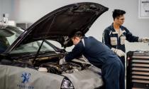 Khách hàng bảo hành xe Peugeot sẽ được hỗ trợ phương tiện đi lại