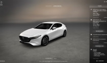 Khách hàng tự lên cấu hình Mazda3 2019 tại Đức, giá từ 602 triệu đồng