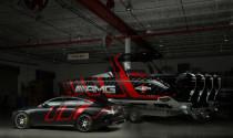 Khám phá thuyền đua mang phong cách xe thể thao Mercedes-AMG