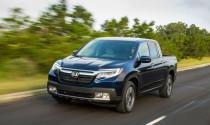 Mẫu bán tải của Honda bị triệu hồi do có nguy cơ gây hỏa hoạn