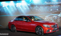 Soi chi tiết Mercedes-Benz C 300 AMG giá gần 1,9 tỷ tại Việt Nam