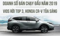 Xe bán chạy tháng đầu năm 2019: Honda HR-V đạt doanh số kỷ lục, lần đầu vượt mặt Vios