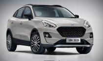 Hé lộ hình ảnh thế hệ tiếp theo của Ford EcoSport