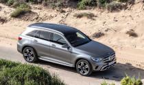 'Xem trước' Mercedes-Benz GLC thế hệ mới sẽ về Việt Nam