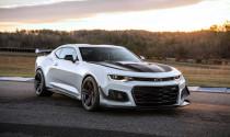 Bỏ ra 3,7 tỷ đồng để sở hữu chiến binh Chevrolet Camaro ZL1 2019 có đáng?
