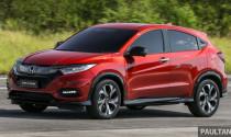 Honda HR-V facelit tại Malaysia với nhiều thay đổi, giá từ 621 triệu đồng.