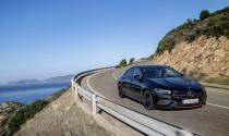 Mercedes-Benz CLA mới chính thức bán tại Anh, giá bán từ 933 triệu đồng