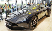 Aston Martin trình làng hai siêu phẩm DB11 và New Vantage tại Việt Nam