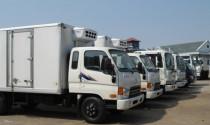 Đề xuất tăng thuế nhập khẩu ôtô tải