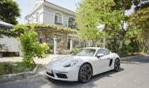 Khám phá siêu xe 718 Cayman, kỷ nguyên mới của Porsche, tại TP.HCM