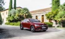 Mercedes-Benz GLC Coupe 2020 – Thêm sức mạnh, thể thao hơn