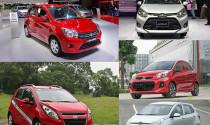 Tầm giá 300 triệu, những chiếc ô tô bán cả chục nghìn chiếc năm qua