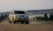 Trải nghiệm 500km on - off  road cùng Nissan Terra