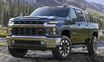 Chevrolet lên đời cho siêu bán tải Silverado 2020 với sức mạnh khủng
