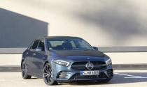 Khám phá sedan hiệu năng cao 'giá mềm' Mercedes-AMG A35