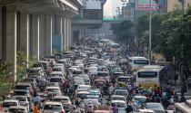 Thủ tướng ký lộ trình kiểm soát khí thải ô tô