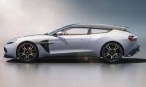 Aston Martin Zagato Shooting Break làn gió lạ không đụng hàng