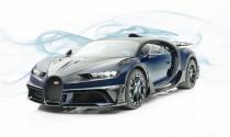 Bugatti Chiron - bản độ tuyệt đẹp và độc đáo của Mansory Centuria