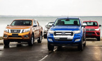 Trước bạ ô tô bán tải chính thức tăng gấp 3 lần