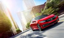 Giá xe Honda Civic 2019 mới nhất tháng 4/2019
