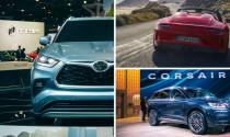 11 mẫu xe mới tại triển lãm ô tô New York 2019