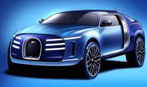 Bugatti sẽ có SUV 2 cửa