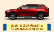 Các đối thủ có khả năng đập tan giấc mộng của Mazda CX-8 tại Việt Nam