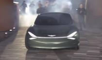 Genesis Mint Concept – Hatchback chạy điện cực đẹp vừa ra mắt