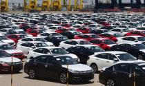Giá xe giảm, nhập khẩu ô tô tăng sốc so với năm ngoái