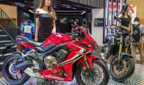 Honda công bố giá bán bộ đôi CB650R và CBR650R 2019