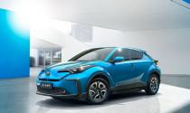 Khám phá Toyota C-HR chạy điện