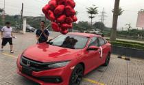 Không phải chờ lâu, Honda Civic RS 2019 đã chính thức có mặt Việt Nam!