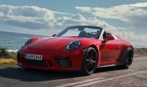 Porsche Speedster đã thay đổi ra sao sau 65 năm